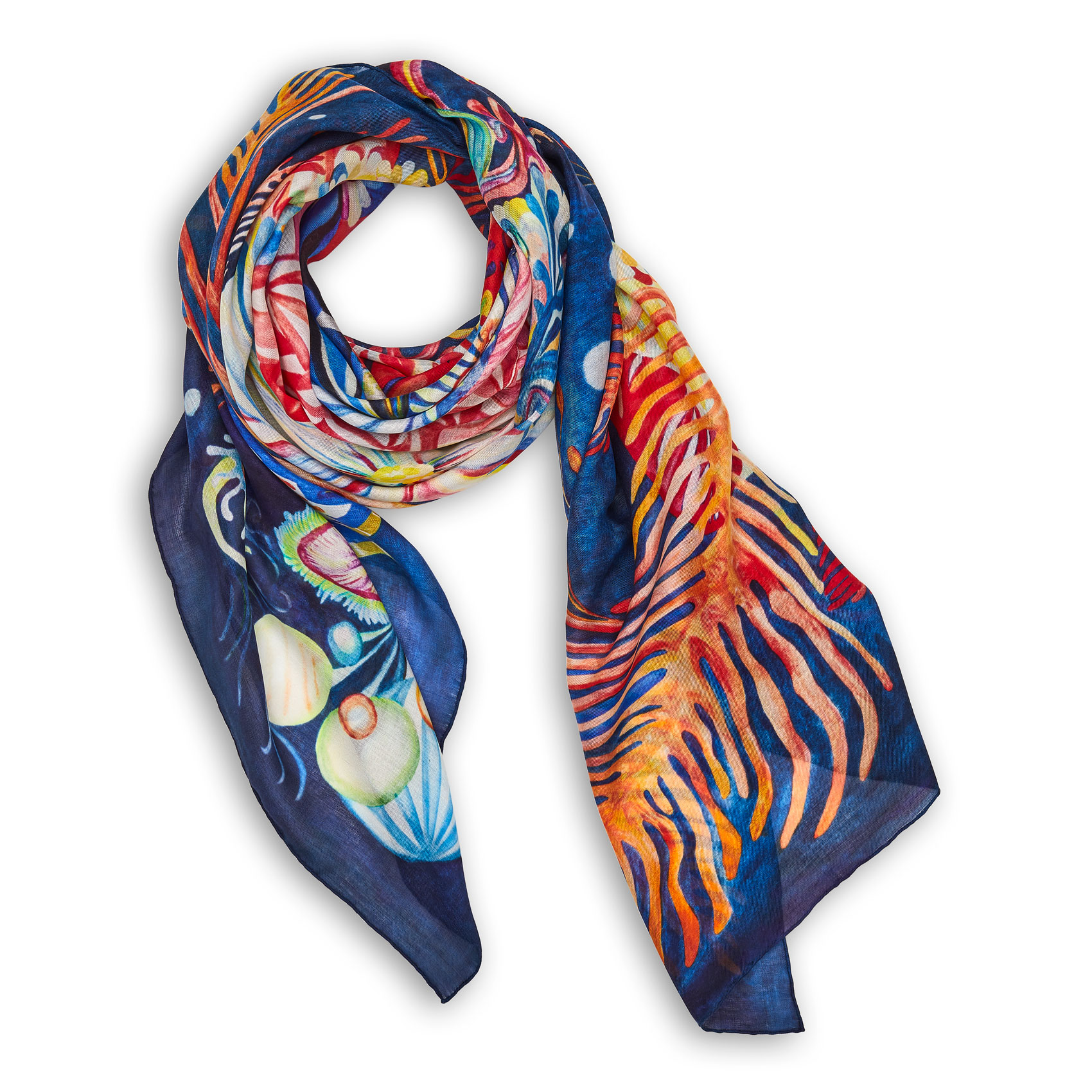 Seagarden Foulard Royal