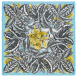 1001 Nights Foulard Cielo Silk, Mousseline
