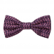 Gonzales Bow Tie Royal Pink
